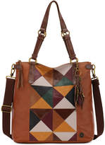 The Sak Ashland Convertible Patchwork Tote