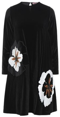 Rose' A Pois Short dress