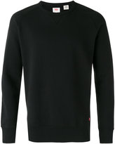 Levi's crew neck sweatshirt - men - Cotton - M