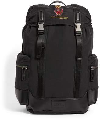 Ralph Lauren Polo Bear Backpack