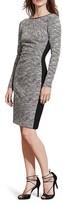 Lauren Ralph Lauren Contrast Panel Dress