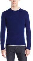 Theory Men's Vetel Cashmere Crew Neck Sweater