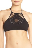 Free People Women's Intimately Fp Hanalei High Neck Bralette