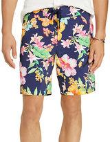 Polo Ralph Lauren 9-Inch Floral Swim Trunks