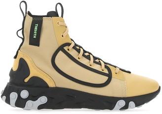 Nike React Langa High Top Lace Up Sneakers