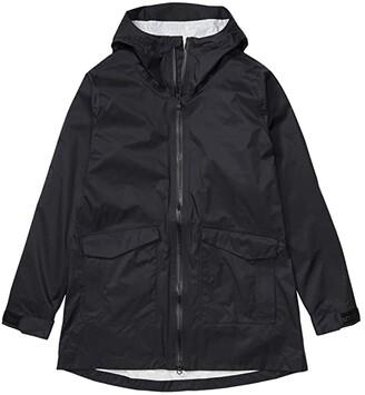 Marmot Ashbury PreCip(r) Eco Jacket (Black) Women's Coat