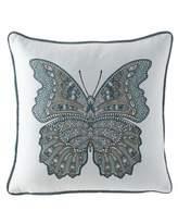 Elaine Smith Mariposa Lagoon Pillow, 20