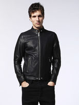 Diesel DieselTM Leather jackets 0IAIV