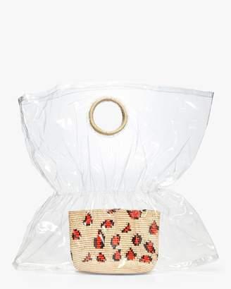 Sunseeker Sensi Studio Mini Leopard Handbag