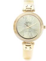 Anne Klein Horn Bracelet Watch