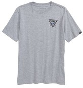 Vans Boy's Logo Side Stripe T-Shirt