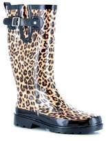 Western Chief Leopardess Rain Boot