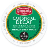 Keurig K-Cup® Pack 18-Count Community Coffee® Café Special Decaf