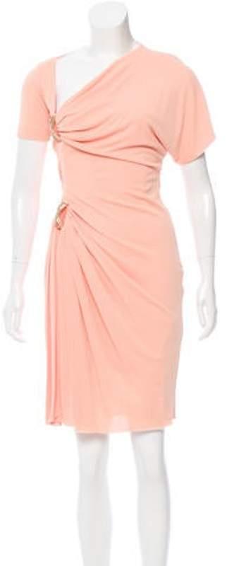 Genny Embellished Short Sleeve Dress gold Embellished Short Sleeve Dress