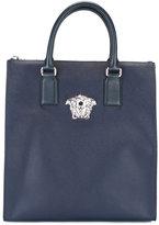 Versace Palazzo tote bag - men - Cotton/Polyurethane/PVC - One Size