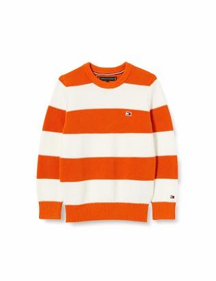 Tommy Hilfiger Boy's Rugby Stripe Sweater
