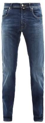 Jacob Cohen 622 Limited-edition Mid-rise Slim-fit Jeans - Mens - Denim