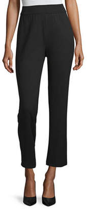 Liz Claiborne Studio Womens Slim Pull-On Pants