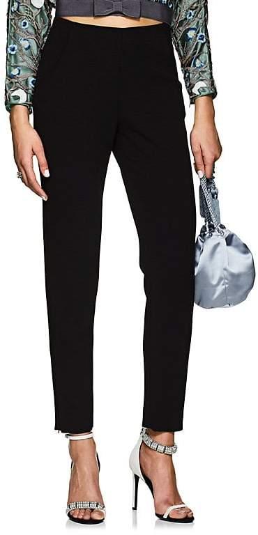 Giorgio Armani Women's Stretch-Wool Trousers