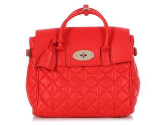 Mulberry Red Leather Handbags