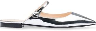 Prada Strap Detail Slippers