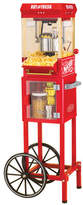 Nostalgia Electrics 2.6-Qt. Vintage Popcorn Cart