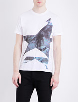 Diesel T-joe cotton-jersey T-shirt
