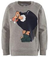 Tao & Friends Grey Single Vulture Print Sweater