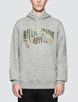Billionaire Boys Club Space Camo Arch Logo Hoodie