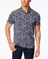 Michael Kors Men's Palm-Print Polo