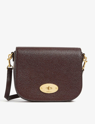 Mulberry Darley leather satchel bag