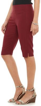 Apt. 9 Women's Tummy Control Millennium Shorts