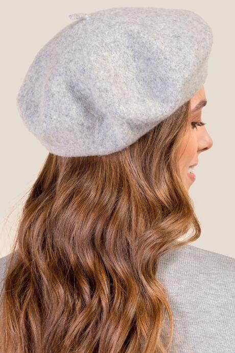 72047e1835ef2 Gray Beret Women s Hats - ShopStyle