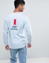 Huf Long Sleeve T-shirt With Ultra Print