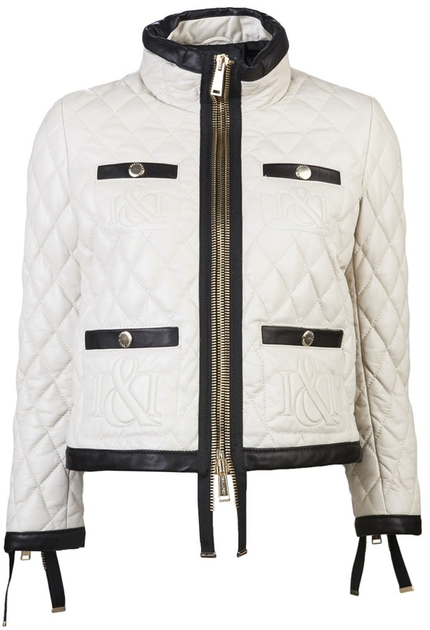 DSquared Dsquared2 Quilted nappy jacket