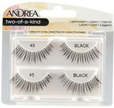 Andrea Twin Pack Two of a Kind #45 Lashes