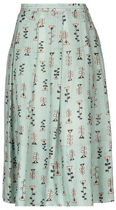 Marni 3/4 length skirt