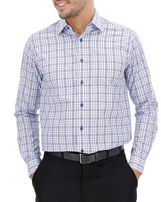 Double Two Multiple Check Shirt