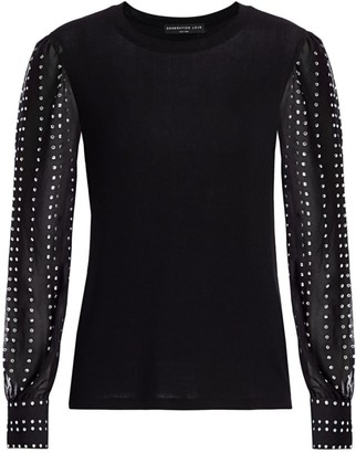 Generation Love Talia Stud Top