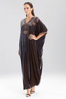 Josie Natori Couture Vela Caftan