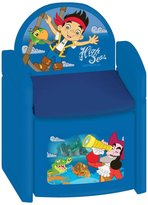 Jake and the Neverland Pirates Kids only Sit N Store Chair Playset