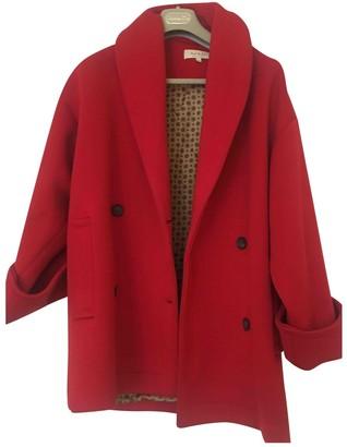 Paul & Joe Red Jacket for Women