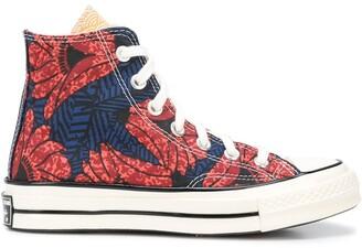 Converse Culture Weave Chuck 70 high-top sneakers