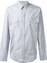 Golden Goose Deluxe Brand chest pocket shirt