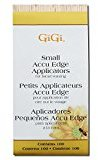 GiGi Small Accu Edge Applicators for Facial Waxing 100 Sticks
