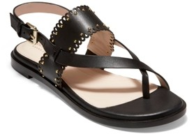 Cole Haan Anica Scallop Thong Sandals