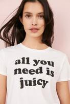 Juicy Couture For UO All You Need Cropped T-Shirt