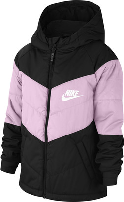 Nike Kids' Sportswear Hooded Full Zip Jacket
