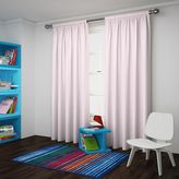 Eclipse ThermaBack Blackout Houndstooth Curtain