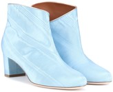 Malone Souliers Exclusive to mytheresa.com Eula 50 moire ankle boots